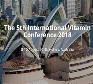 The 5th International Vitamin Conference 2018