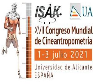 XVII Congreso Mundial de Cineantropometría (ISAK-UA 2021)
