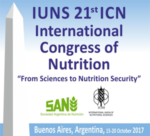IUNS 21st ICN International Congress of Nutrition