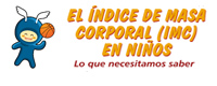 El Índice de Masa Corporal (IMC) en niños