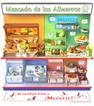 """El """"Mercado Interactivo de los Alimentos"""" de la Fundación Española de la Nutrición (FEN)"""
