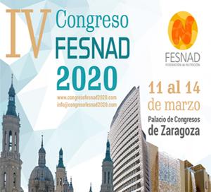 IV FESNAD 2020 Una alimentación sostenible para una nutrición saludable