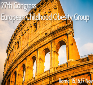 27th European Childhood Obesity