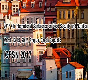 4th International Conference on Food Security and Nutrition (ICFSN 2017)
