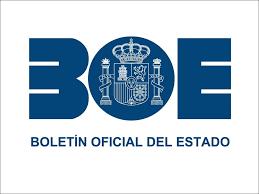 B.O.E (Boletín Oficial del Estado)