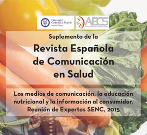 Los medios de comunicación, la educación nutricional y la información al consumidor