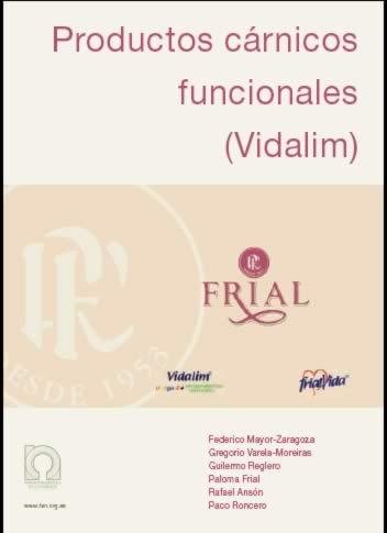 Productos carnicos funcionales (Vidalim)