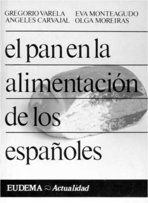 El pan en la alimentación de los españoles