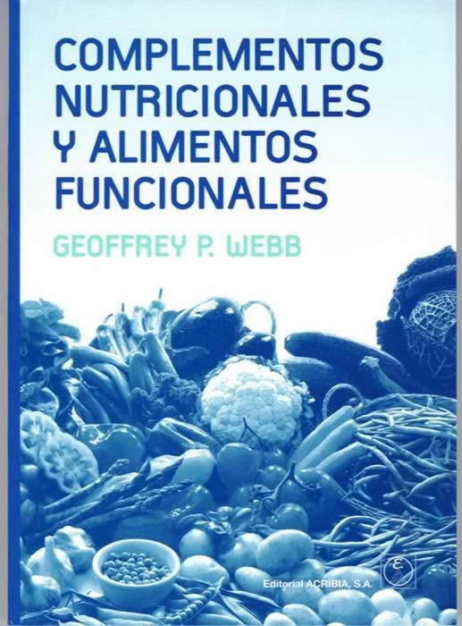 Complementos nutricionales y alimentos funcionales