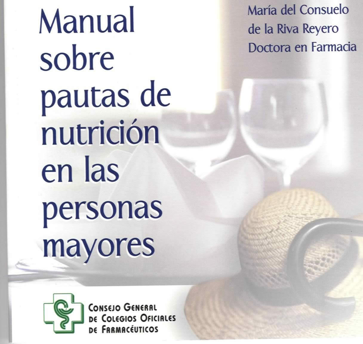 Manual sobre pautas de nutrición en las personas mayores