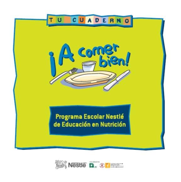 Programa Escolar Nestlé de Educación en Nutrición