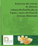 Evaluación del consumo de alimentos enriquecidos/fortificados en España a través del Panel de Consumo Alimentario