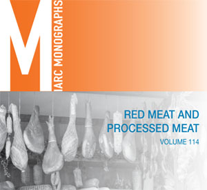 Red Meat and Processed Meat volume 114