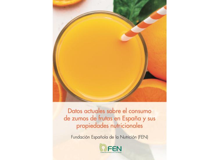 """Presentación del informe """"Datos actuales sobre el consumo de zumos de frutas en España y sus propiedades nutricionales"""