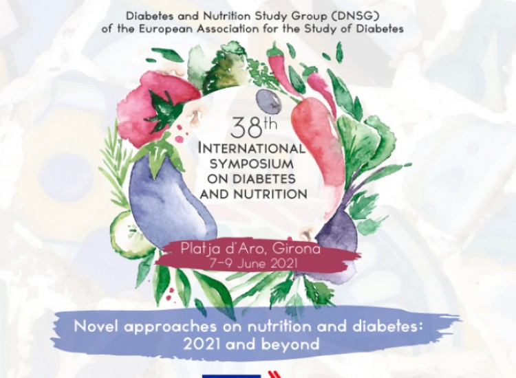 38 th International Symposium on Diabetes and Nutrition
