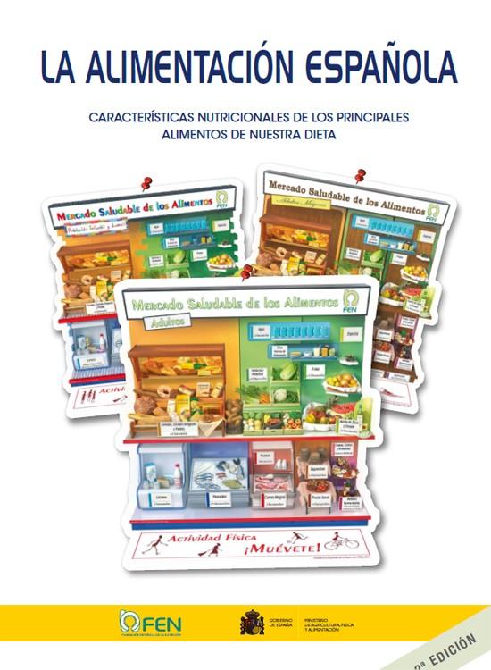 La alimentación española: Características nutricionales de los principales alimentos de nuestra dieta
