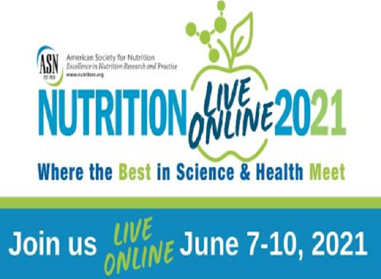 NUTRITION 2021 LIVE ONLINE