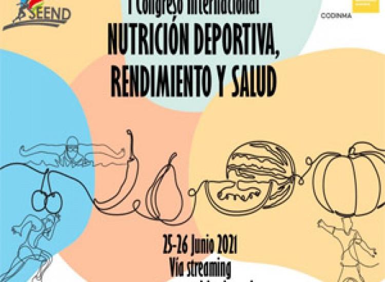 I congreso Nutrición Deportiva, Rendimiento y Salud