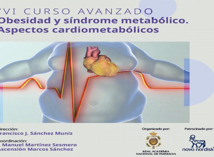 VI Curso avanzado sobre obesidad y síndrome metabólico. Aspectos cardiometabólicos